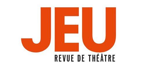 JEU Revue de théâtre