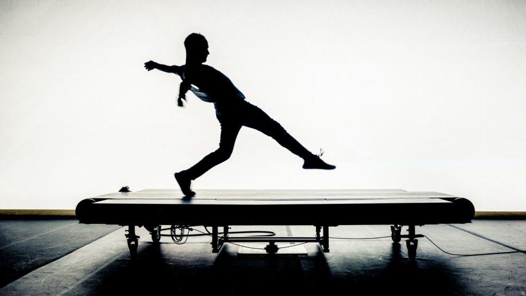running piece