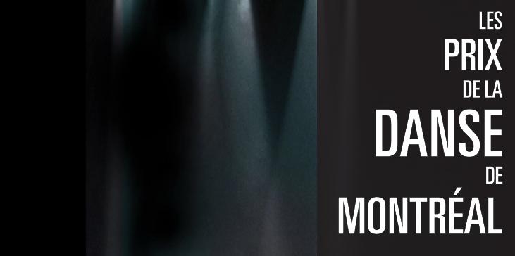 Prix de la danse de Montréal 2018