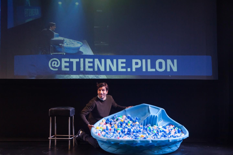 Étienne Pilon Théâtre la Licorne