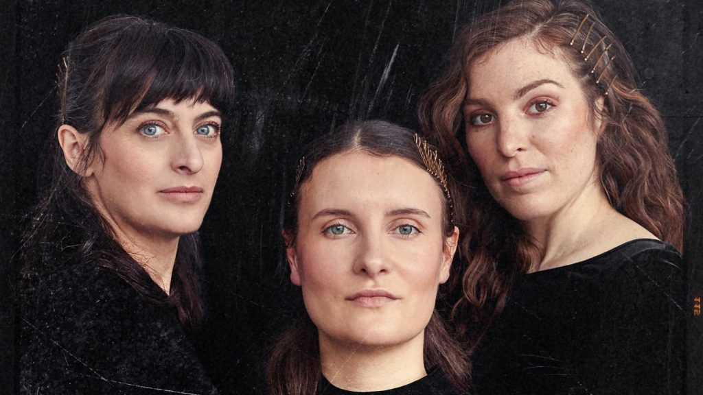 Alexia Bürger, Solène Paré, Alix Dufresne