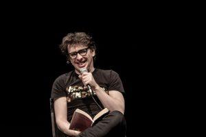 Mathieu Arsenault, La vie littéraire, FIL