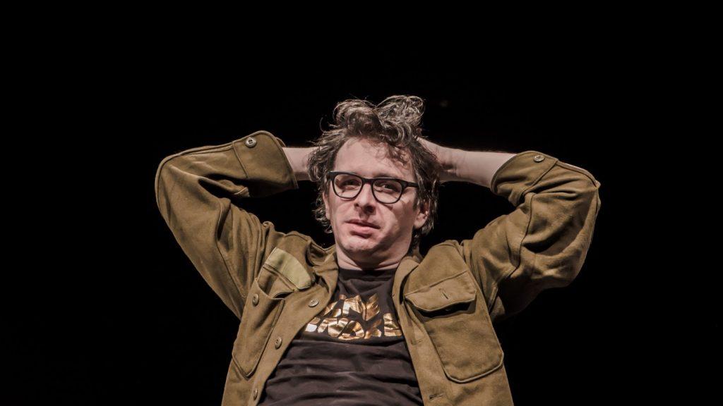 Mathieu Arsenault, La vie littéraire, Théâtre La Chapelle