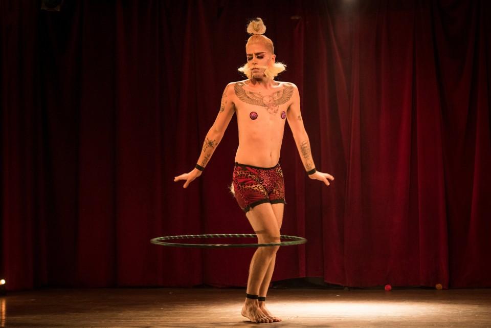 Heaven Genderfuck - Cabaret Secret de Cirquantique-Phenomena 2020