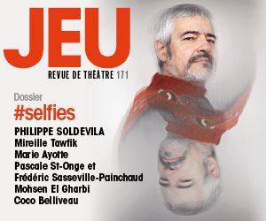 JEU Revue de théâtre no 171