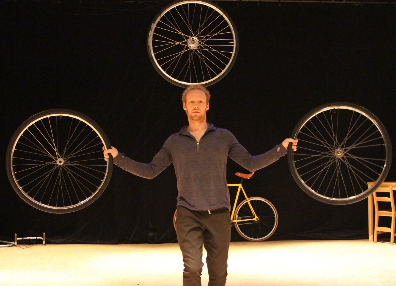 A deux roues, la vie!