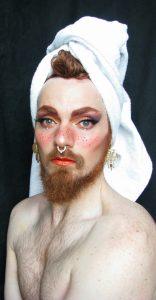 Tristan Ginger_Autoportrait