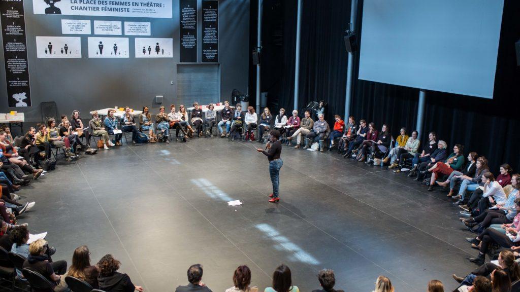 Chantier féministe : La place des femmes en théâtre