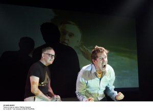 Yves Jacques et Benoît Maufette. La manufacture. Je suis mixte