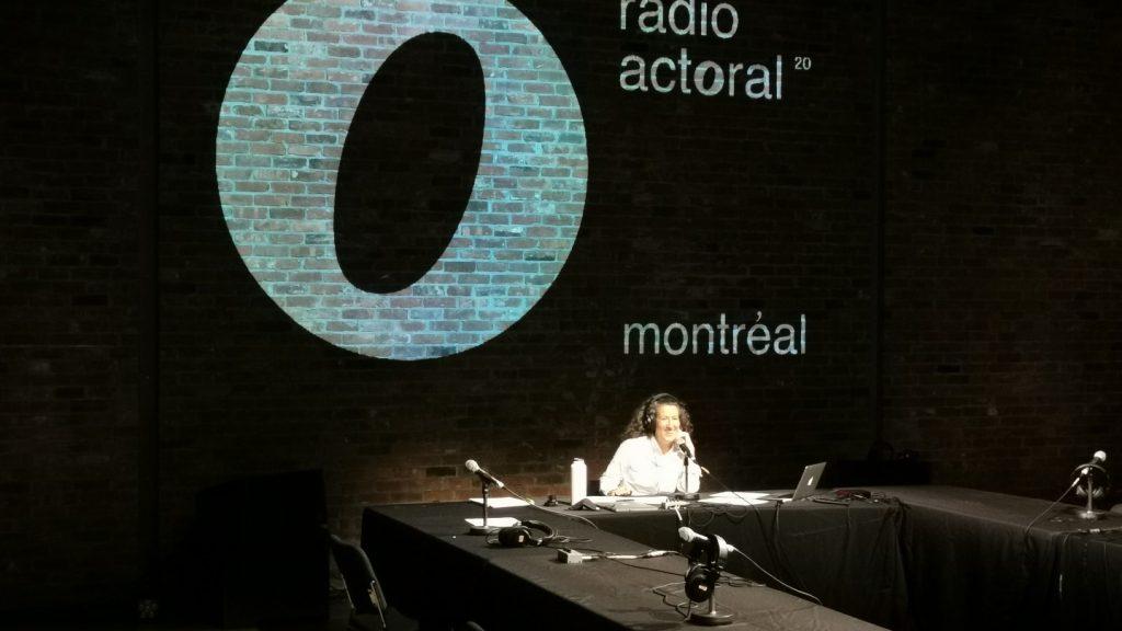 Radio Actoral Usine C 2020